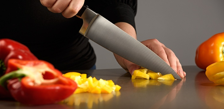 lapitec top cucina resistente a graffi