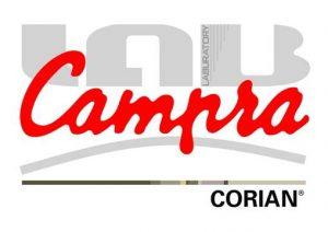 laboratorio campra corian logo