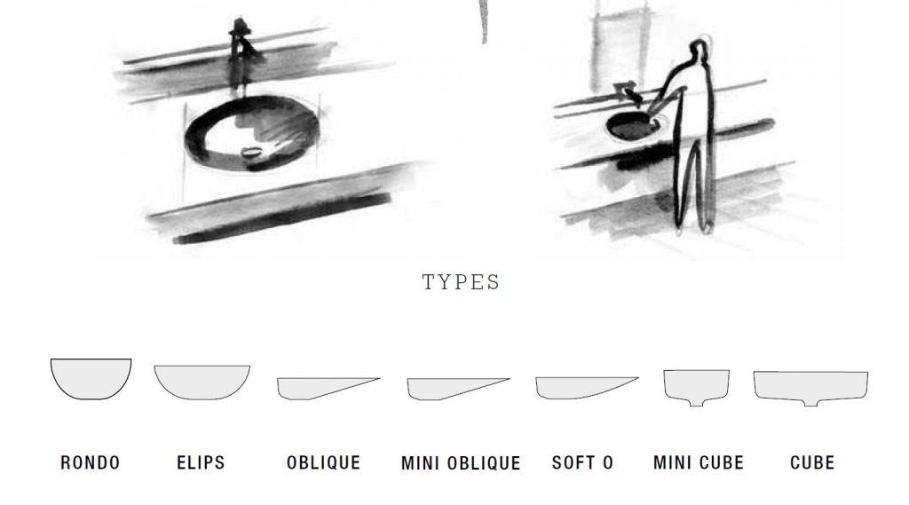 modelli vasche bagno agglomerato quarzo stone italiana